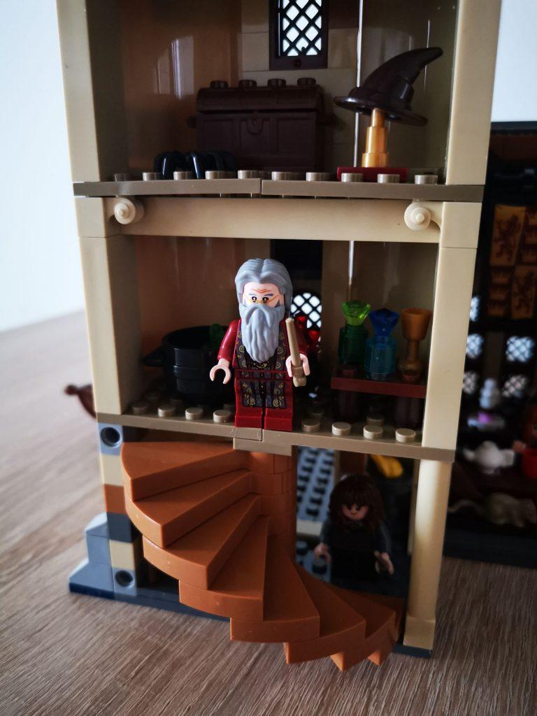 harry potter lego z chin dumbledore