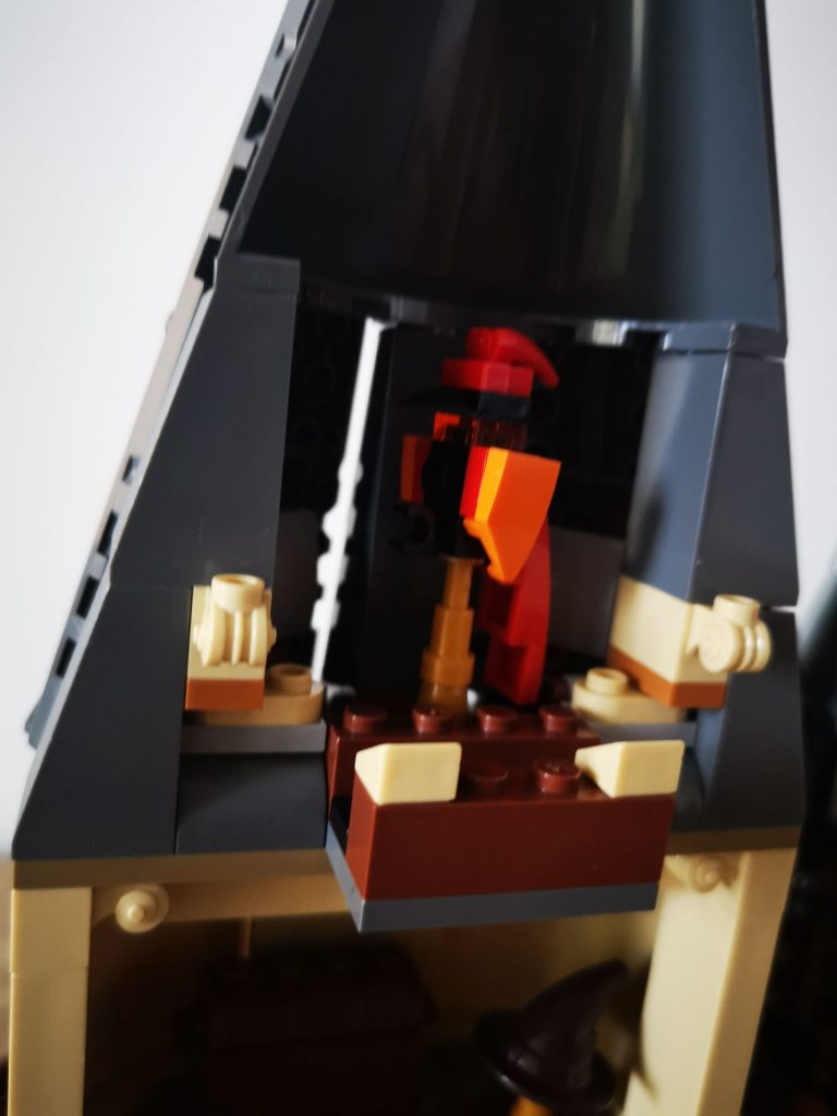 harry potter lego z chin fawkes