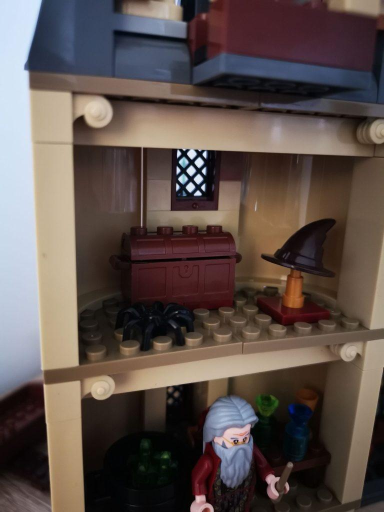harry potter lego z chin skrzynia